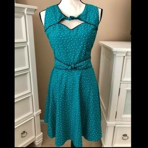 Drollied Dolly Dress